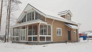строительство каркасных домов в петрозаводске